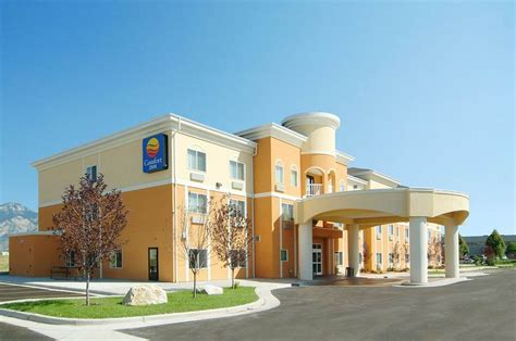 Comfort Inn Farr West In Ogden Hotel Rates Reviews In