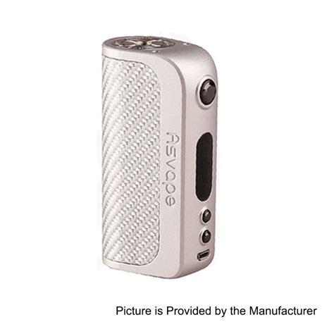 Vapevaporzo Asvape Strider Box Mod 75watt Authentic authentic asvape strider 75w vo 75 chip silver tc vw box mod