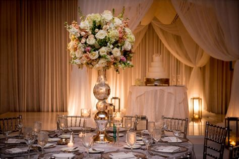 wedding centerpieces houston pewter and pink houston wedding with international flair
