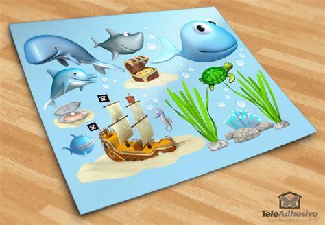 Wandtattoo Kinderzimmer Ozean by Ozean Tiere Iii