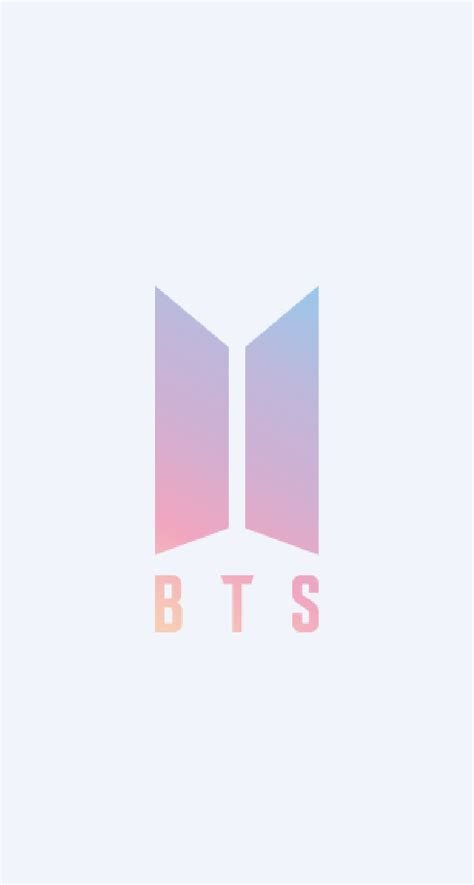 bts logo wallpaper phone bts logo wallpapers wallpaper cave