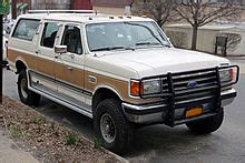 car manuals free online 1985 ford exp seat position control ford bronco wikipedia