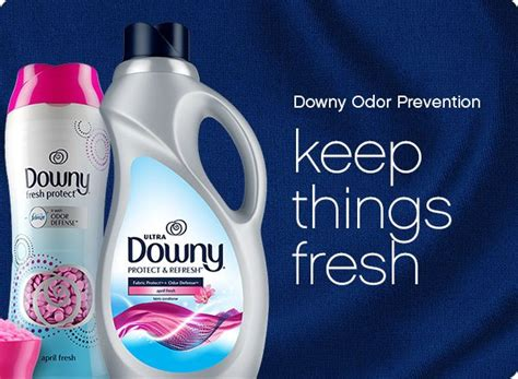 downy smell protect your clothes from odor downy