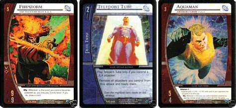 Vs Gift Card - dc universe trading cards