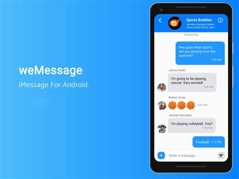 imessage android developer finally brings imessage to android