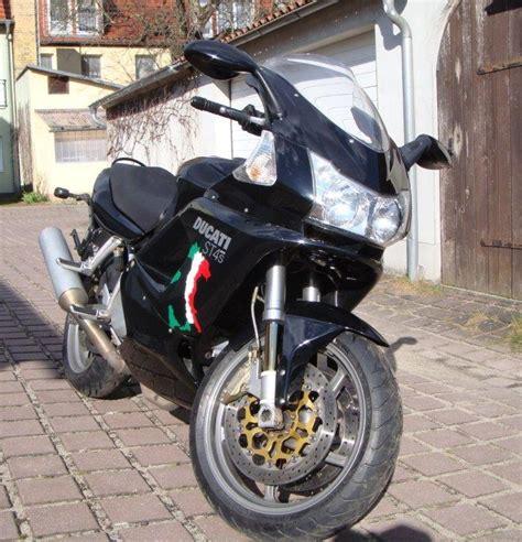 Motorrad Ducati St4s ducati st4 s abs sporttouring motorrad aus bologna