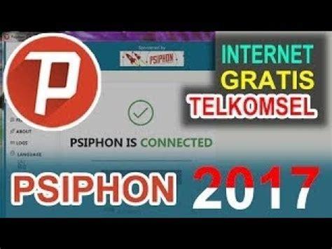 cara menggunakan psiphon telkomsel cara gandeng polosan telkomsel dengan psiphon di pc agar