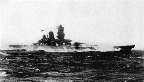 ship yamato 72 years from the sinking of the japanese battleship