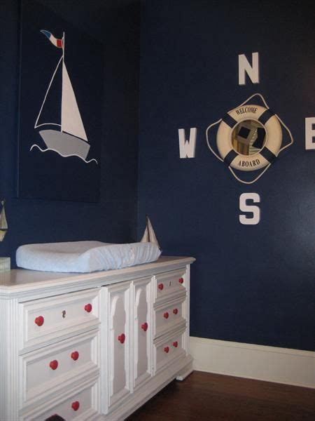 Nautical Themed Nursery Decor 25 Best Nautical Room Decor Ideas On Pinterest Nautical Nursery Nautical Theme Bathroom And