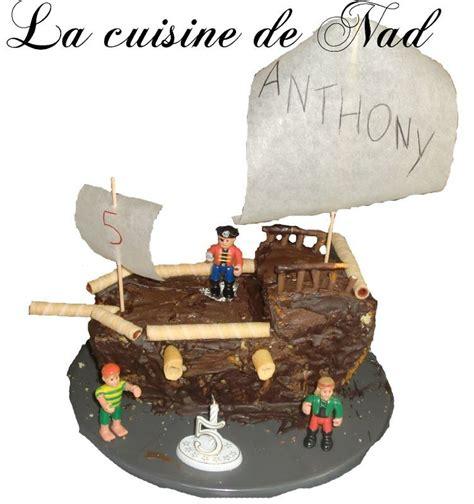 bateau pirate la cuisine de nad