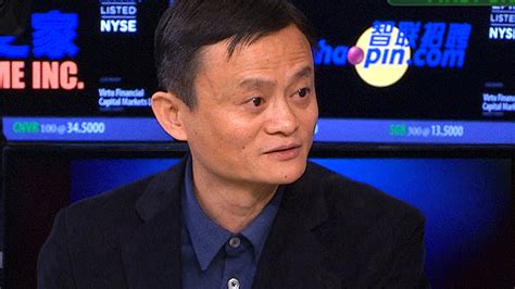 alibaba ceo alibaba ceo jack ma on ecosystems and forrest gump