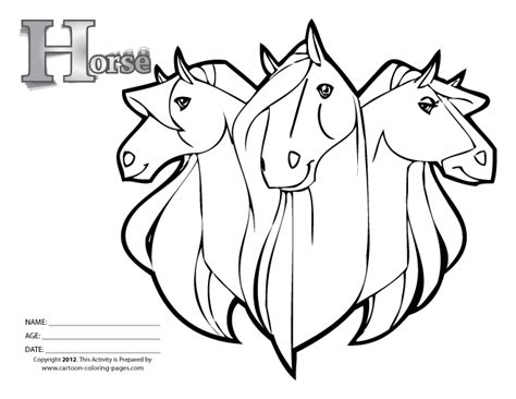black and white coloring pages of horses horse black and white coloring