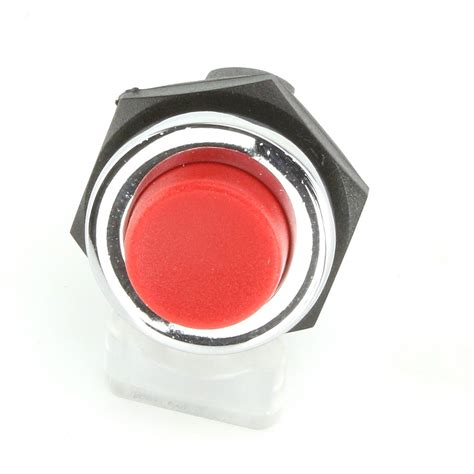 red chrome push button red chrome car builder solutions kit car