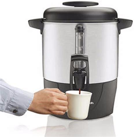 cafetera oficina cafetera hamilton 40514r 40 tazas para oficina