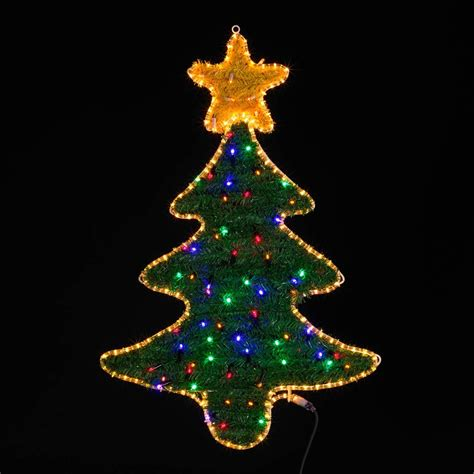 decoration ideas hanging right christmas tree lights red