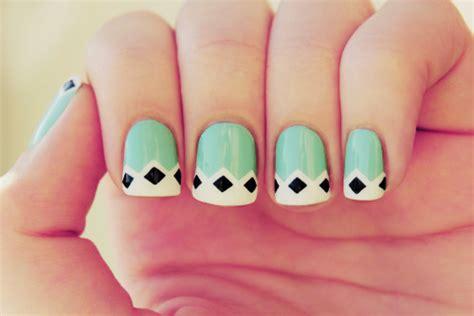 Voorbeelden Nagels Versieren by Hoe Maak Je Nail Fashion News