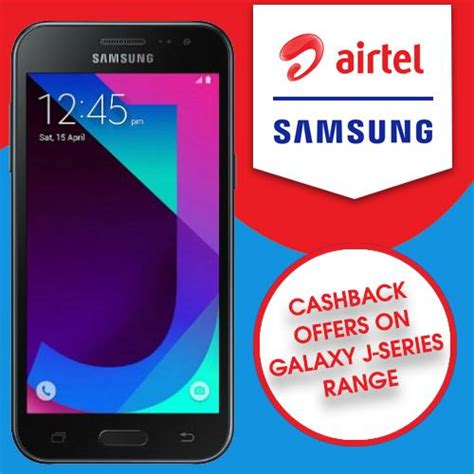 Samsung J5 Pro Cashback varindia airtel ties up with samsung announces cashback offers on galaxy j series range