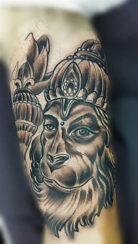 hanuman tattoo best 25 hanuman ideas on hanuman
