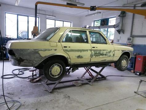 alte ölbilder oldtimer s 252 dtirol restauration classic car restaurierung