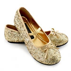 Kids and girls shoes girls shoes gold