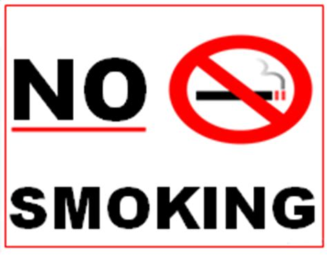printable free no smoking signs free printable no smoking sign clipart best