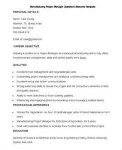 ecommerce project manager resume sle