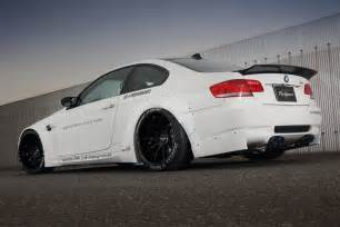 lb performance creates bolt on wide kit for bmw e92