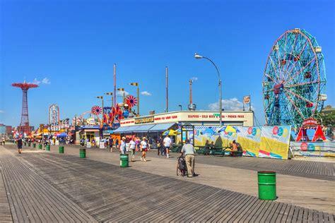 coney island wander your way around new york partnership international