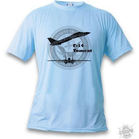 Fighter Shirt s or s fighter aircraft t shirt f 14 tomcat