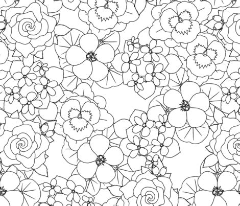 coloring book fabric edible flowers lark coloring book contest fabric