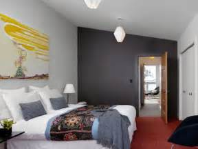 Bedroom Paint Ideas Gray - accent colors on pinterest grey accent walls grey walls and accent walls