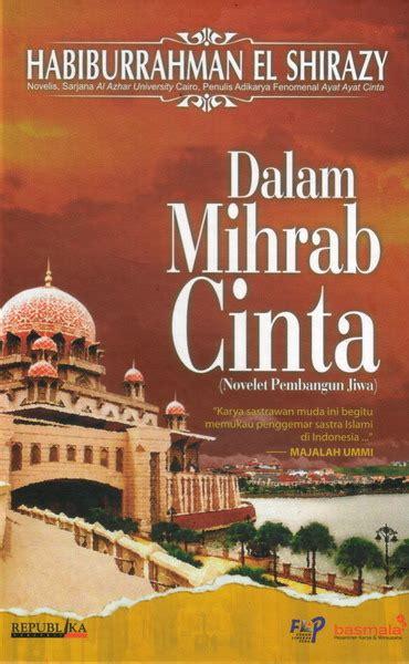 judul film islami dalam mihrab cinta tanya tentang hidup