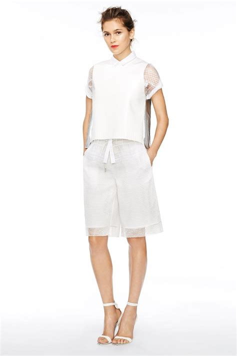 Jaket Original Merek J Crew j crew and the tale of the sundrenched culottes mildred productions