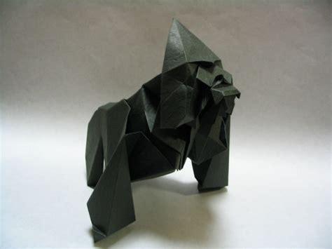 Gorilla Origami - calico s origami aquarium ごりら ごりら ごりら gorilla gorilla