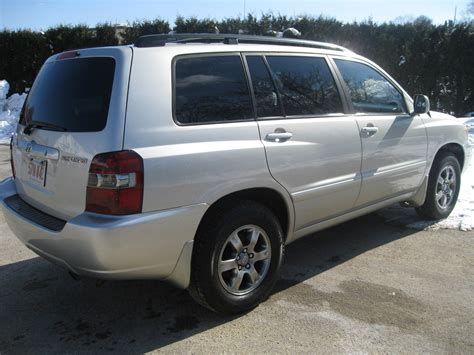 2004 Toyota Highlander Reviews 2004 Toyota Highlander Pictures Cargurus