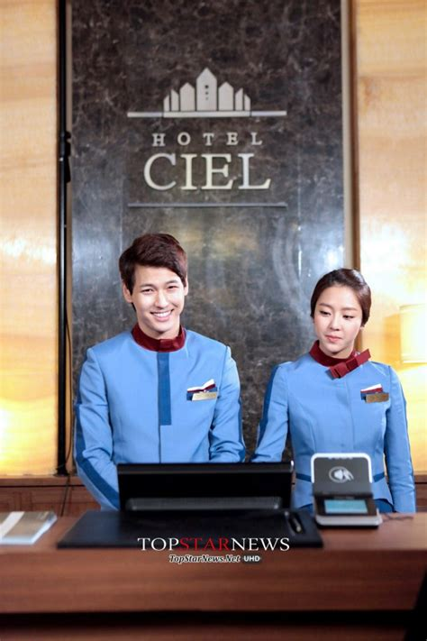 film drama korea hotel king quot hotel king quot ji il joo and yewon s couple cut hancinema