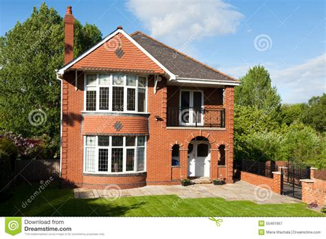 house image typical english house stock photo image 55461667
