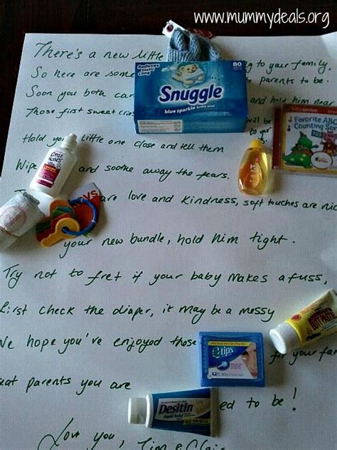 Poems For Baby Shower Gifts by How To Make A Baby Shower Poem Gift I Unique Baby