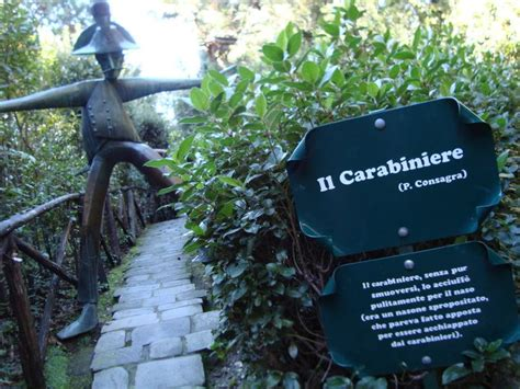 giardino di pinocchio parco di pinocchio