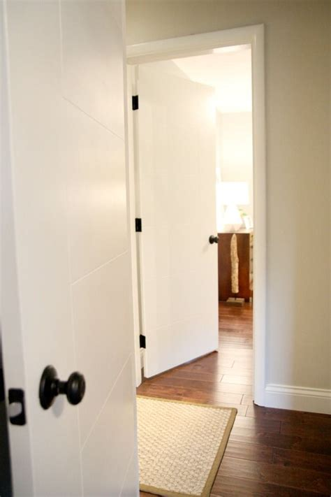 Berkley Interior Doors Doors With Hardware Masonite West End Berkley Style Doors For Mid Century Home For The