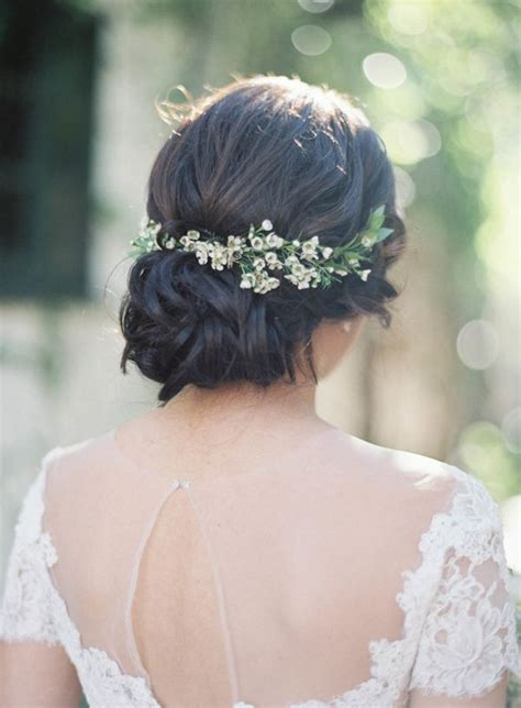 best 25 flower hair ideas on wedding hair and makeup bridal hair flowers and