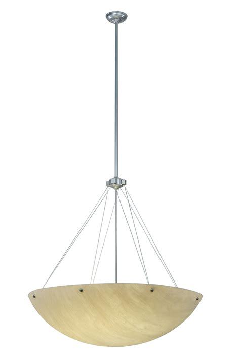 Meyda 123137 Cypola Inverted Bowl Pendant Inverted Bowl Pendant Light