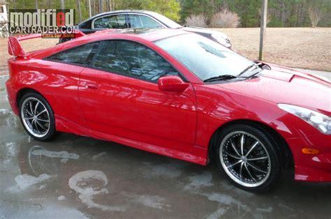 2008 Toyota Celica 2002 Toyota Celica Gt For Sale Chesterfield South Carolina