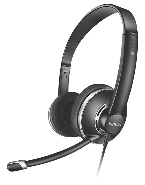 Headset Philips pc headset shm7410 97 philips