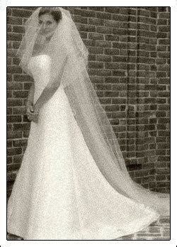 jamie lynn sigler wedding dress celebrity bride jamie lynn sigler discala wedding dress
