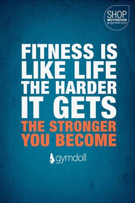 Fitness Quotes Exercise Fitness Quotes Quotesgram