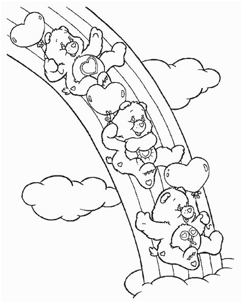 coloring pages care bear care bear coloring pages fantasy coloring pages