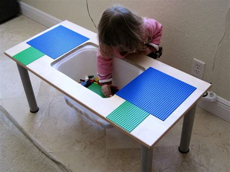 lego table from ikea kitchen cabinet door ikea hackers