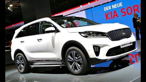 New Kia Sorento by New Kia Sorento 2018 Highlights Features