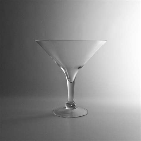 martini glass vase cake ideas and designs